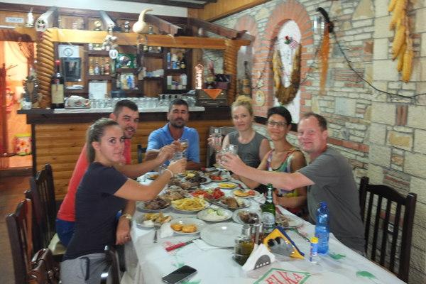 Albanisches Essen